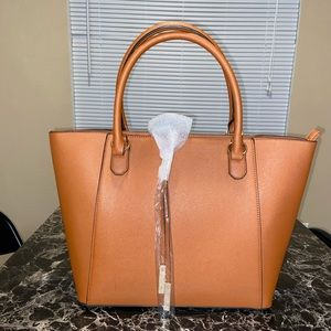 Big Tan Tote